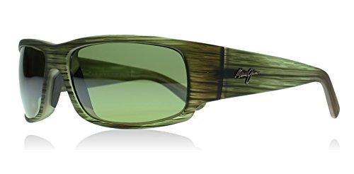 maui-jim-ht266-15mr-streifiges-gruen-matt-world-cup-wrap-sunglasses-polarised-fishing-lens-mirrored
