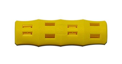 detailmate Eimer Griff Dickes Handstück für Wash Buckets, US Gallonen Eimer - Snappy Grip (Gelb/Yellow) -