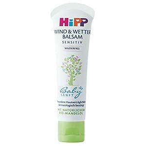 HiPP Babysanft Wind und Wetter Balsam, 4er Pack (4 x 30 g)