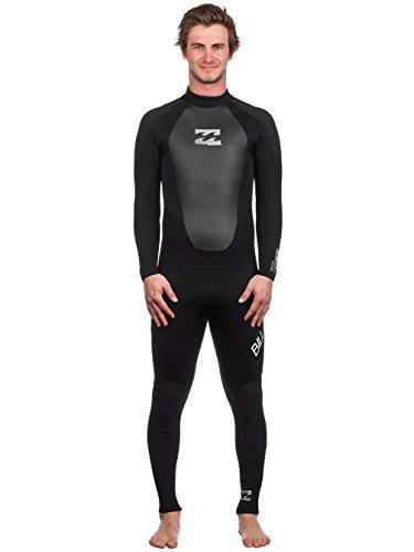 G.S.M. Europe - Billabong Intruder 403GBS Combinaison de plongée pour Homme M Noir
