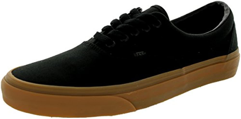 Vans   Unisex Era Schuhe in Schwarz / Classic Gum