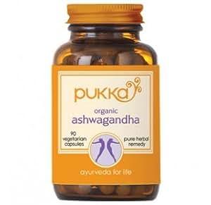 Pukka Herbs Organic Ashwagandha, 90 Capsules