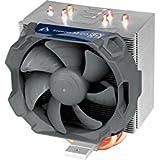 ARCTIC Freezer 12 CO - Semi-passiver CPU Luftkühler, Prozessorlüfter für Intel 1151, 1150, 1155, 1156, 2011-v3 und AMD AM4 Sockel bis 320 Watt Kühlleistung, Cooler mit 92 mm PWM Lüfter - Leise und Effizient