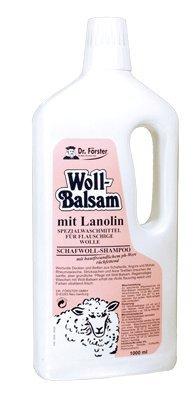 Dr. Förster Woll-Balsam mit Lanolin, 1000 ml