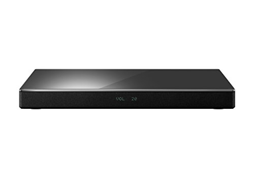 Panasonic SC-ALL30TEGK 2.1 Soundbase (Multiroom, WiFi, Bluetooth, NFC, HDMI, Musik-Streaming) schwarz