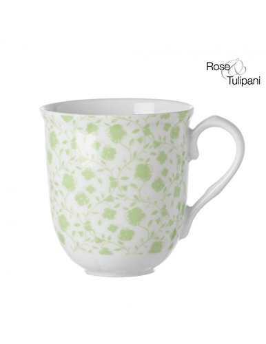 Rose Mug e Tulipani r154300149 Mayflower Vert, Lot de 6