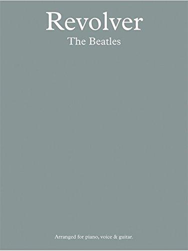 The Beatles: Revolver. Partitions pour Piano, Chant et Guitare(Boîtes d'Accord)
