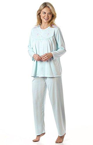 Lot de 3 Paires de socquettes de La Marquise Robe de nuit Pantalons de pyjama Cuddleknit brodé Multicolore - Bigarré