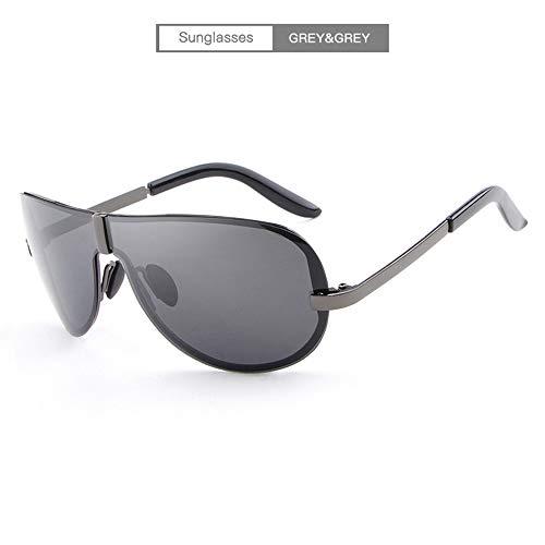 Sonnenbrille Herren Polarisiert Sonnenbrille Damen Unisex Aviator Pilotenbrille Legendäre-Collection Metallrahmen 100% UV400 Schutz Mit Beeindruckende Farbverstärkung Und Klarheit