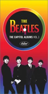 The Beatles Box - The Beatles Capitol Albums, Vol. 1 [Import