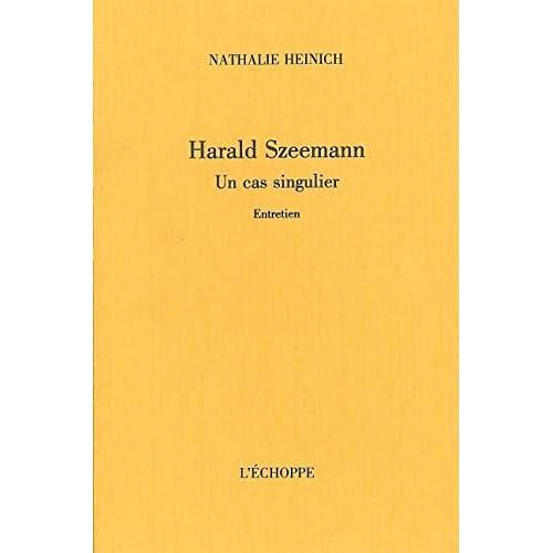 Harald Szeemann, un cas singulier (livre non massicoté)