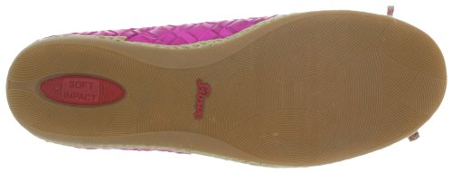 Sioux VANITY 5240, Ballerine donna Rosa (Pink (fuxia))