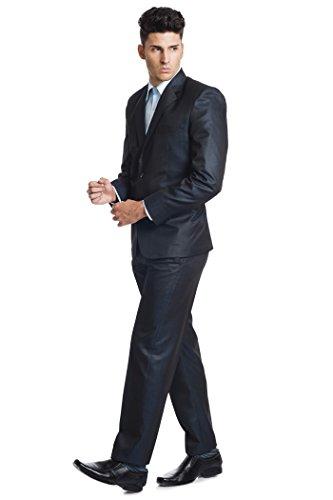 Wintage - Costume - Homme Bleu Marine