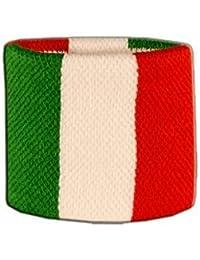 Digni® Poignet éponge avec drapeau Italie