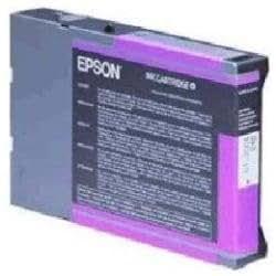 Epson T602C Cartouche d'encre d'origine Magenta Clair (110Ml)
