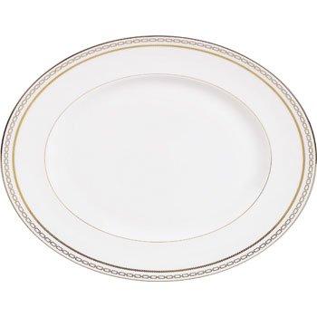 Wedgwood Vera Wang With Love Oval Dish 39cm (Oval Dish Wedgwood)