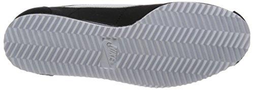 Nike Damen Wmns Classic Cortez Nylon Sneakers Schwarz (Black/White)