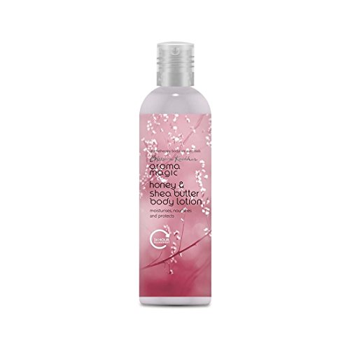 Aroma Magic Honey and Shea Butter Body Lotion, 220ml