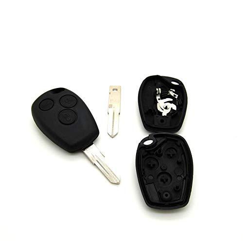 Guscio per chiave telecomando a 3 pulsanti Vivaro Trafic Modus + lama v