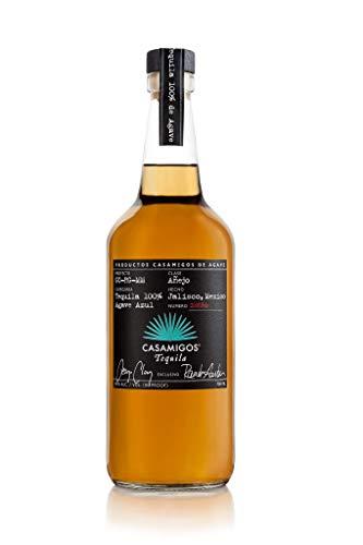 Casamigos Añejo Tequila, Premium Tequila aus 100{866aa1b236a2302e6661d33df8d642ad80752509b774e253b7ea5b94a21e5768} Agave (1 x 0.7 l)