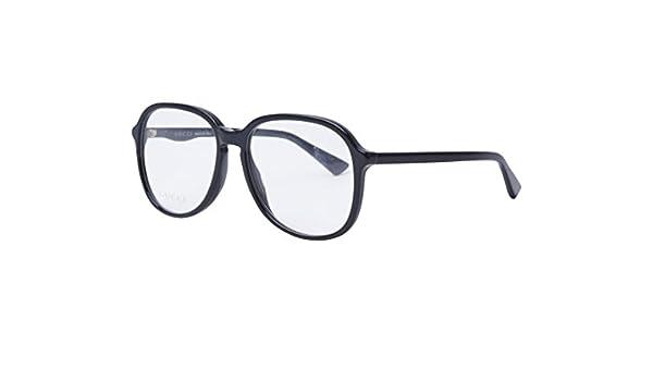 Gucci Occhiali da Vista GG0259O BLACK unisex