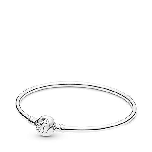 Pandora Damen-Armreifen 925_Sterling_Silber 598047CCZ-21 (Pandora 925 Armreif)