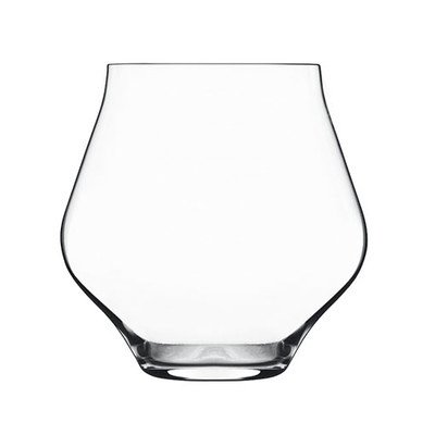 Luigi Bormioli 7540463 Supremo Boîte de 6 Chopes Forme Basse Cristal Transparent 10 x 10 x 9,8 cm
