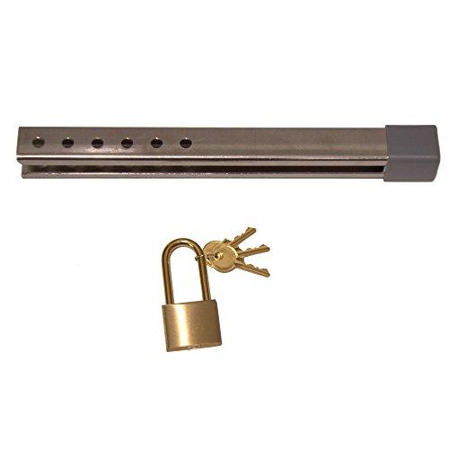 stainless-steel-outboard-lock-c-w-brass-padlock-320mm
