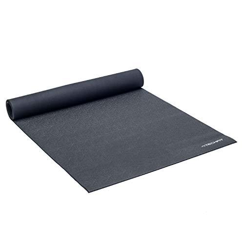 techfit pvcmat1, pavimenti sportivi unisex adulto, nero, 198 cm x 92 cm x 6 mm