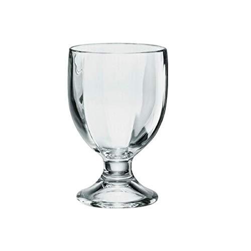 Calice MUGHETTO da 17.5 cl a 24.5 cl vetro Borgonovo -Tipo: 24.5