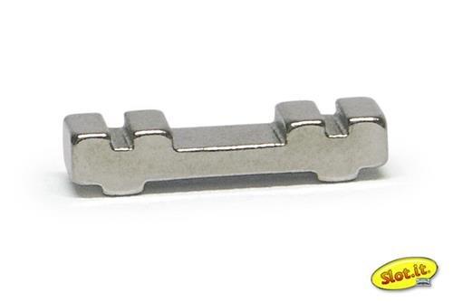 Slot.it CN06 Aimant Neodimium pour Châssis HRS 15x5x2,5mm