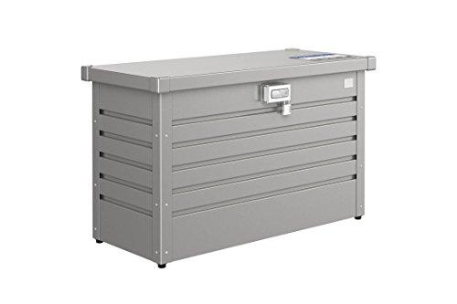 Biohort 68910 Paket-Box 100 quarzgrau-metallic 101x46x61 cm
