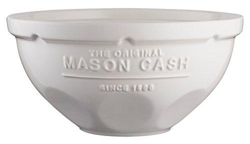 Mason Cash innovante de Cuisine Bol à mélanger, en CÉRAMIQUE, Blanc cassé, 29 x 29 x 14 cm