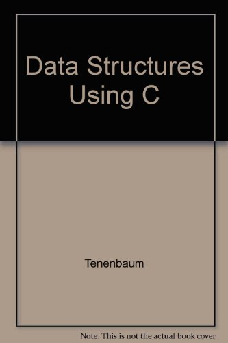 Estructuras De Datos En C por Tenenbaum