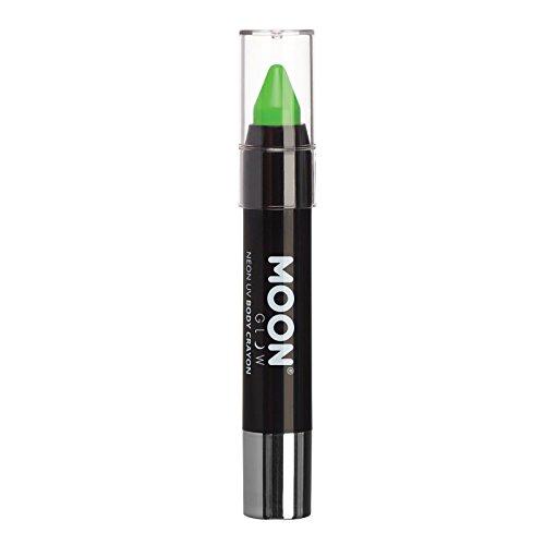 Moon Glow – Neon-UV-Farbstift - Pastell Grün