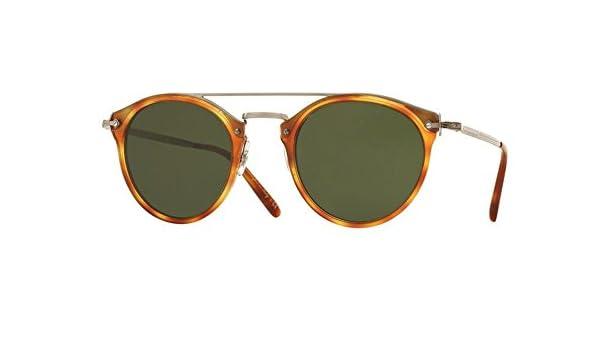 984f76516d Oliver Peoples - Remick - 5349 50 - Sunglasses (SEMI MATTE LBR ...