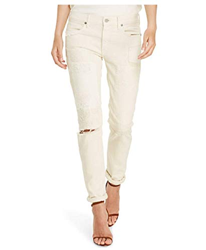 Polo Ralph LaurenASTOR - Jeans Slim Fit - cream - Ralph Lauren Denim Weiß