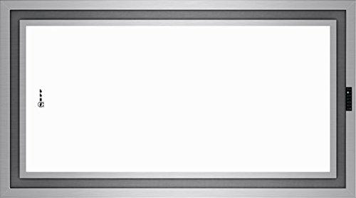 Neff ICM9967N (I99CM67N0) / Deckenlüfter / 90cm / Edelstahl / Wahlweise Abluft- oder Umluftbetrieb