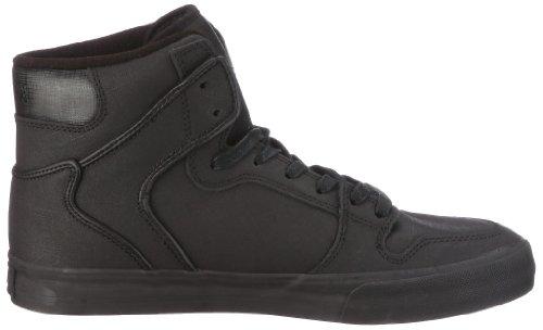 Supra Vaider S28055, Sneaker Pour Homme Noir (schwarz / Black Gunny Tuf)