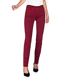 Salsa - Jeans Push In Secret de couleur, jambe slim - Femme