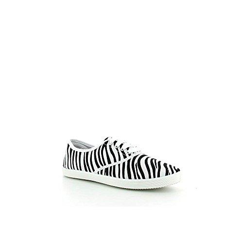 by swan ,  Sneaker donna Zebra