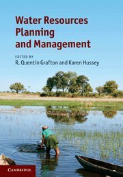 Water Resources Planning and Management Hardback