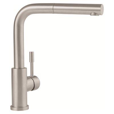 Preisvergleich Produktbild Villeroy & Boch Steel Shower Einhand-Spültischbatterie Edelstahl massiv 969701LC