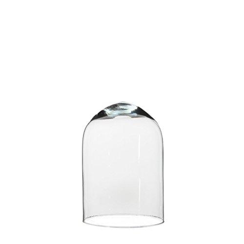 MICA Decorations 1011637Hella Campana, cristal, vidrio, transparente
