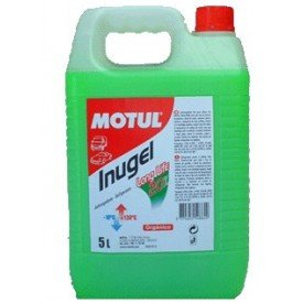 MOTUL Inugel Long Life 20% Organic green 5L