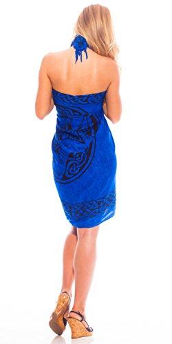 1 World Sarongs 1Mundo Pareos Mujer Celta Bañador