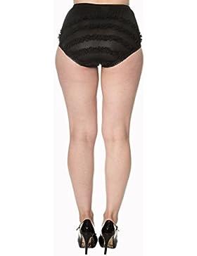Banned Apparel-Pantalones de volantes son la diversión para las mujeres