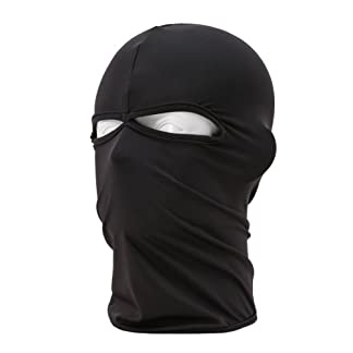 Xiabing Balaclava Breathable Lightweight Lycra Ski Full Face Mask for Cycling Sports 13