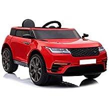 ATAA CARS R-Sport 12v - Rojo - Coche eléctrico para niños con Mando Padres