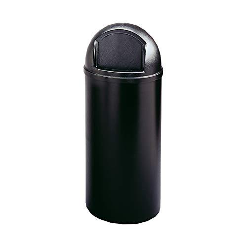 Noir Plastique Couverture Domicile Voiture Cendrier Poubelle Canette Garbage conteneur TOOGOO R